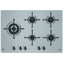 Electrolux Rex EGS7658SXX