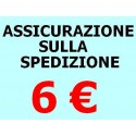 ASSICURAZIONE SPEDIZIONE 6 EURO