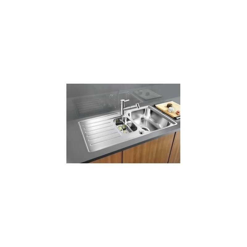 blanco lantos 6 s if reversibile 1619720. Black Bedroom Furniture Sets. Home Design Ideas