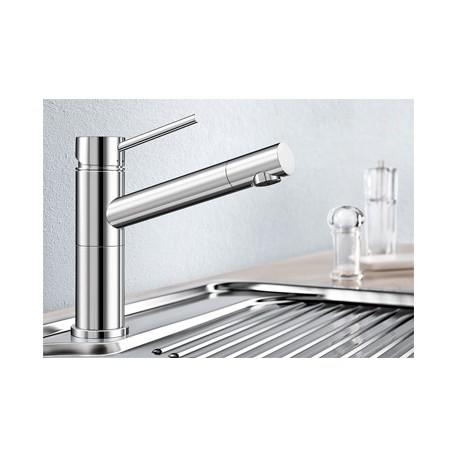 blanco alta compact cromato 1515120. Black Bedroom Furniture Sets. Home Design Ideas