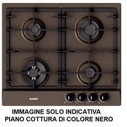 Blanco EXCLUSIVE 6X5-4 Nero 1046152